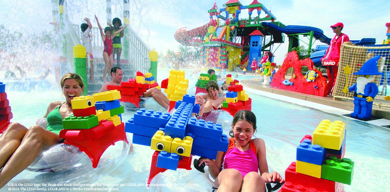 Dubai Lego Waterpark 2