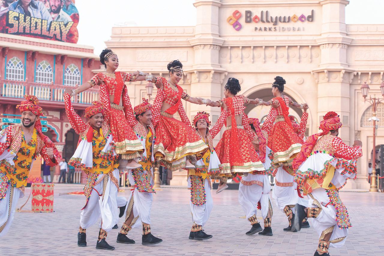 BOLLYWOOD PARKS Dubai Dancers 2