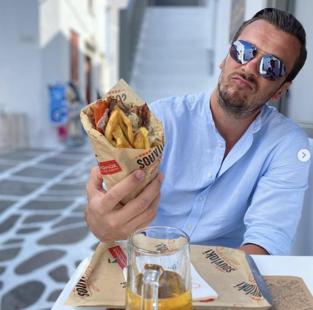greek taste
